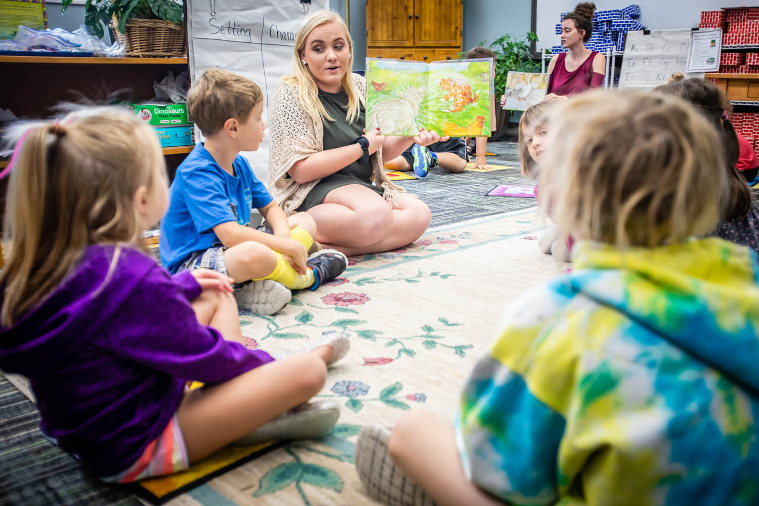 Northwest awarded $1.6 million to expand early child care for local families, learning for students