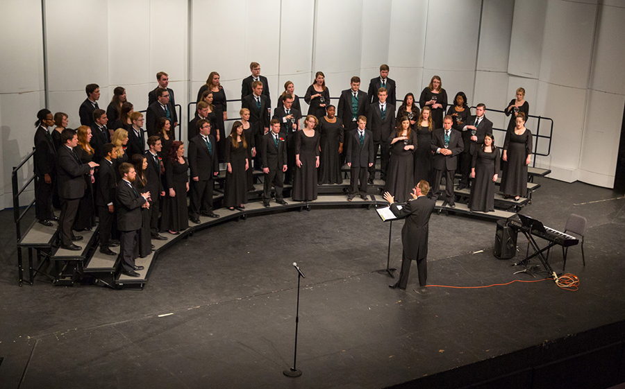 Tower Choir, University Chorale presenting spring concert online April 18