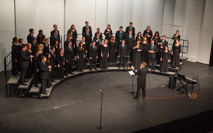 Tower Choir, University Chorale to present online performances Nov. 15
