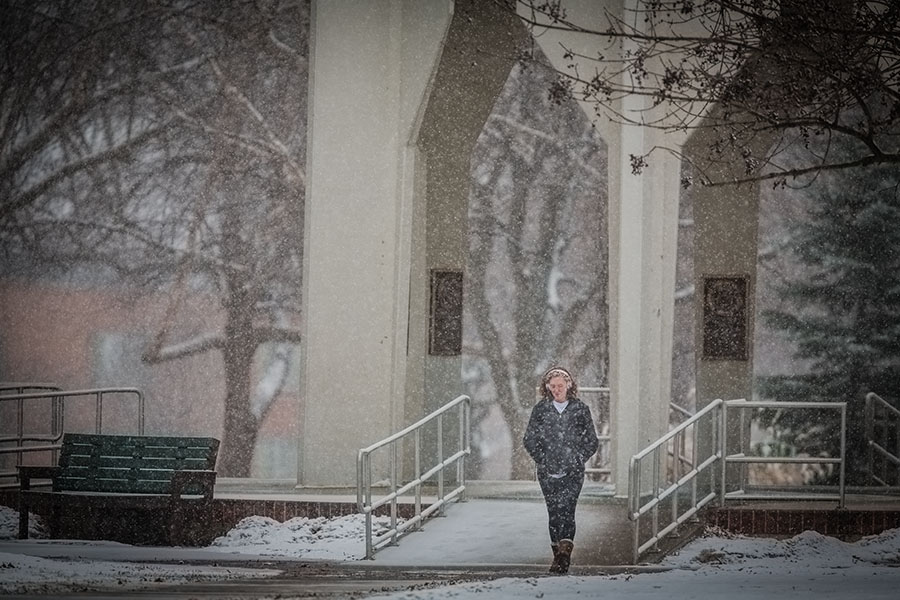 Northwest reminds students, employees to take precautions during winter weather