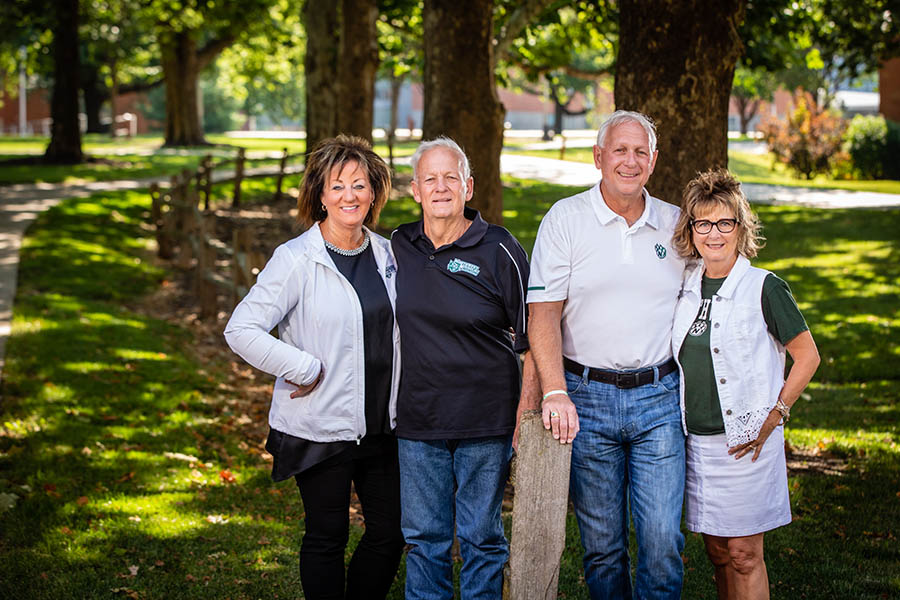 Farming lifestyle breeds opportunities for Blackford family
