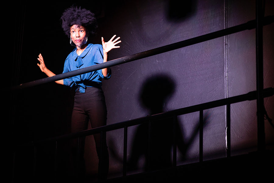 Northwest actress wins regional acting competition as students, faculty participate in annual theatre festival