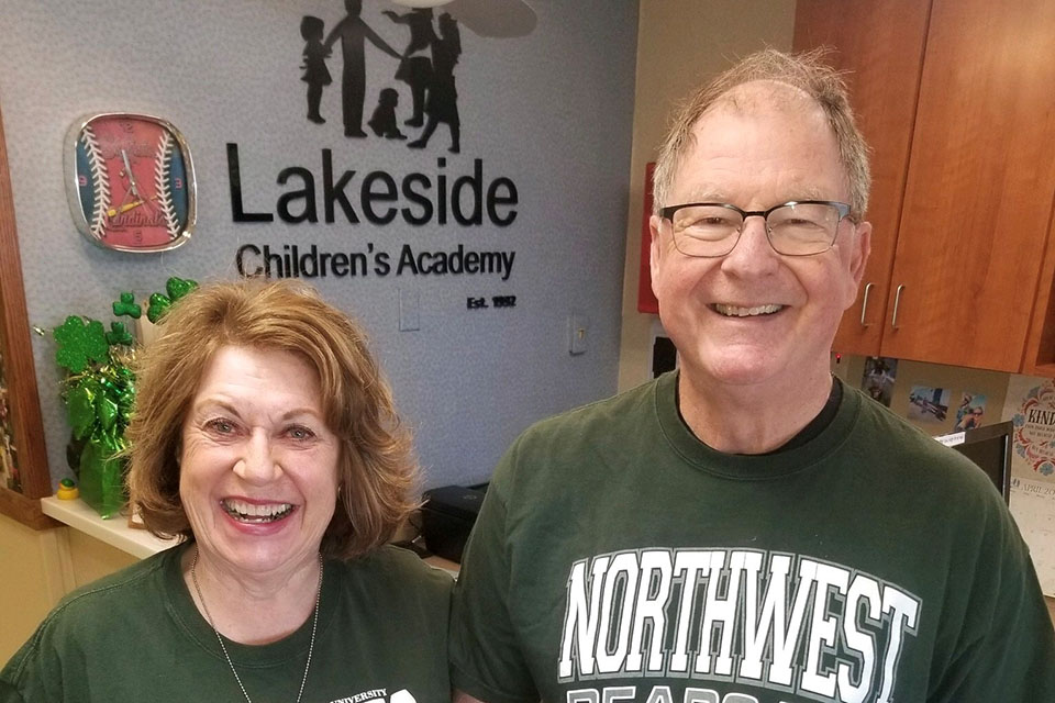 Northwest experiences, farm upbringing inspire couple to support Agricultural Learning Center