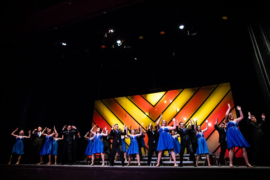 Celebration choir to livestream annual spring show April 23