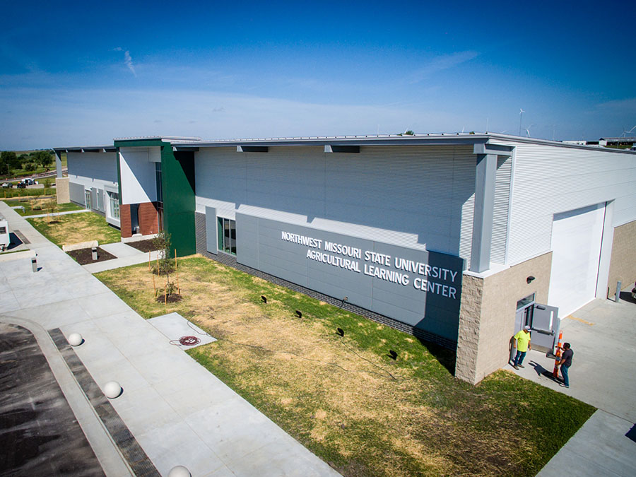 Northwest to celebrate opening of Agricultural Learning Center, completion of Forever Green campaign July 30