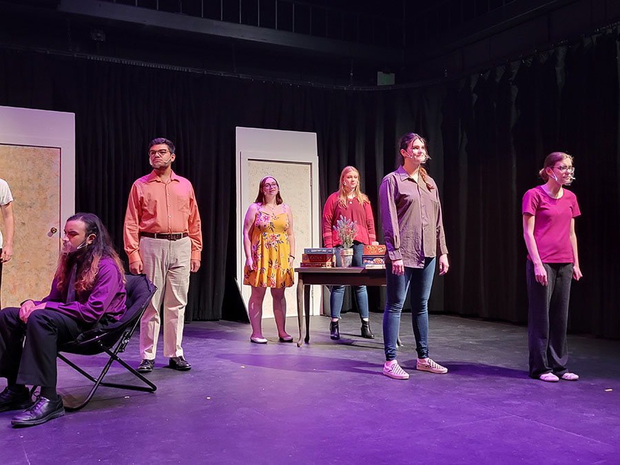 First-year, transfer students to present annual theatre showcase